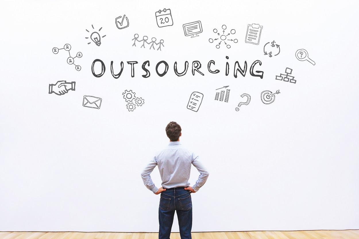 Outsourcing - Zeit gewinnen, Kosten sparen, Spaß behalten