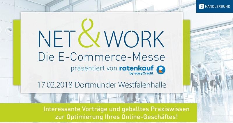 Die erste Net&Work E-Commerce-Messe