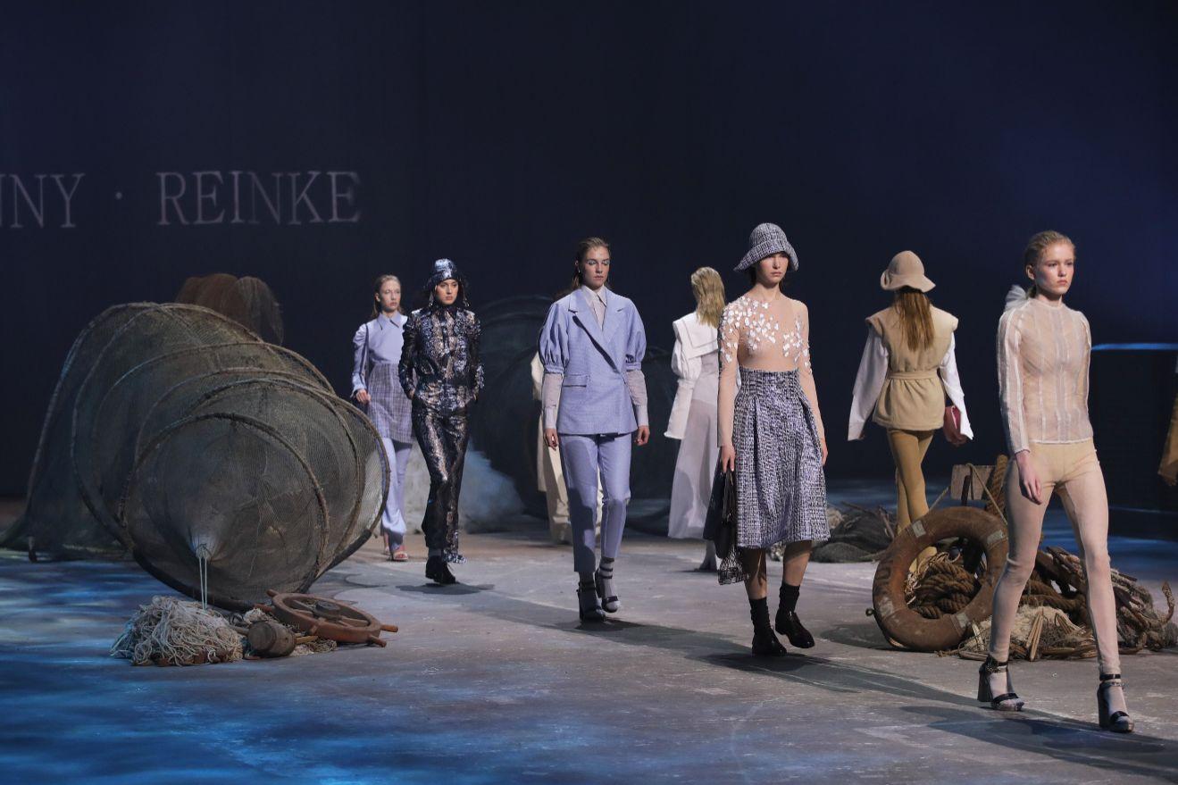 Designer aus Berlin - Catwalk