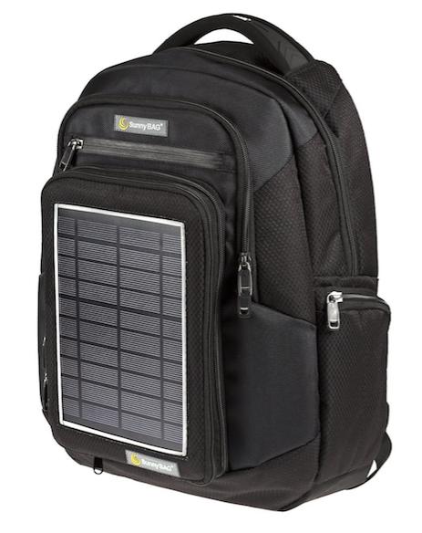 SunnyBAG Solarrucksack Gruenderfreunde