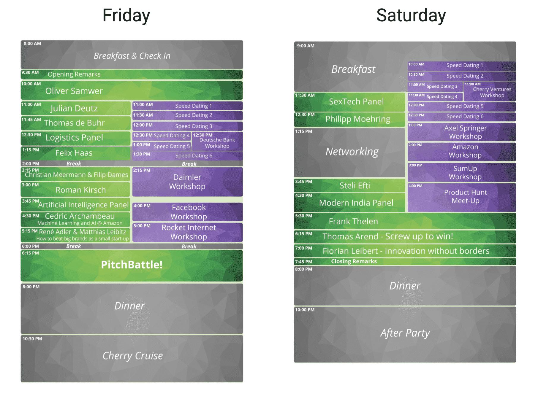 Idealab2017 Agenda