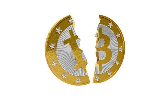 Presseschau: die Spaltung des Bitcoin