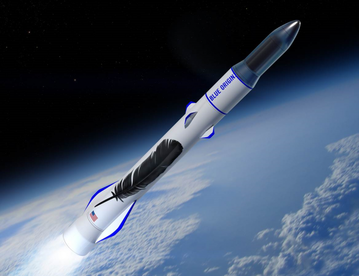Presseschau_Blue Origin