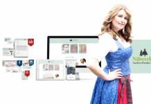 Business-Kit Firmenauftritt Werbeauftritt Startups