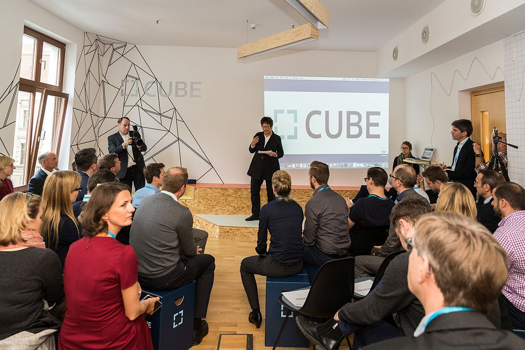 CUBE Start-up Innovation