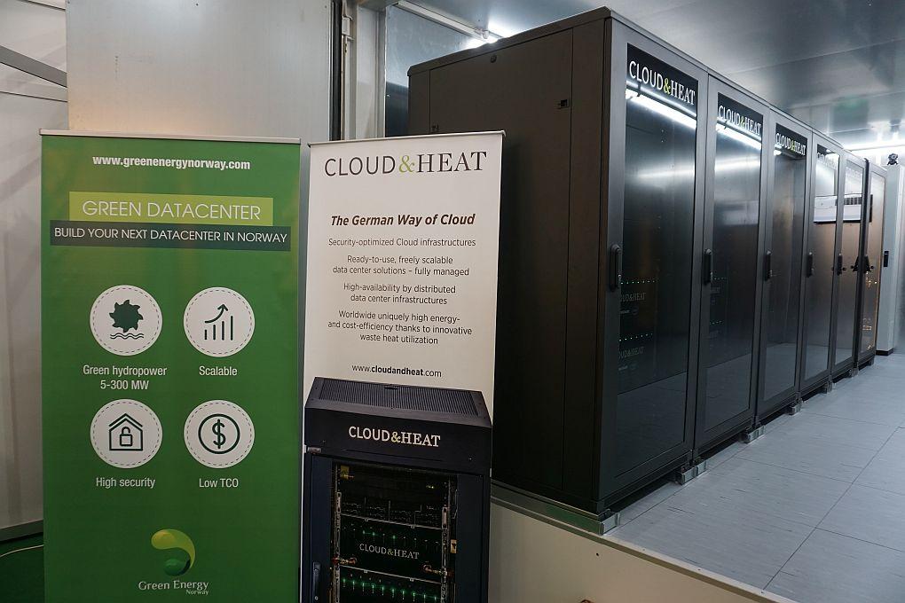 Presseschau Cloud&Heat