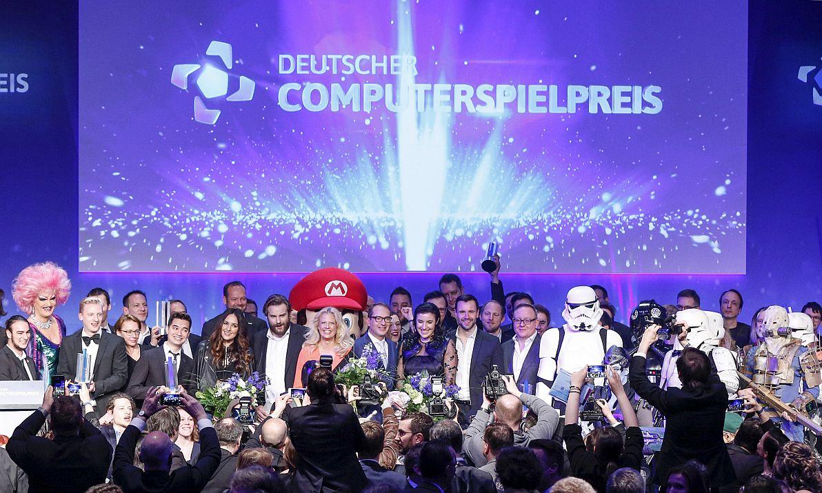 Das sind die Gewinner vom Computerspielpreis 2017