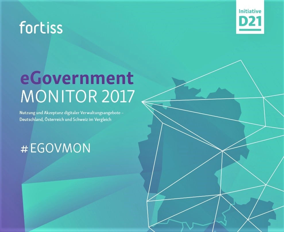 eGovernment MONITOR 2017