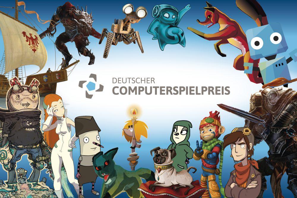 Endspurt beim Deutschen Computerspielpreis