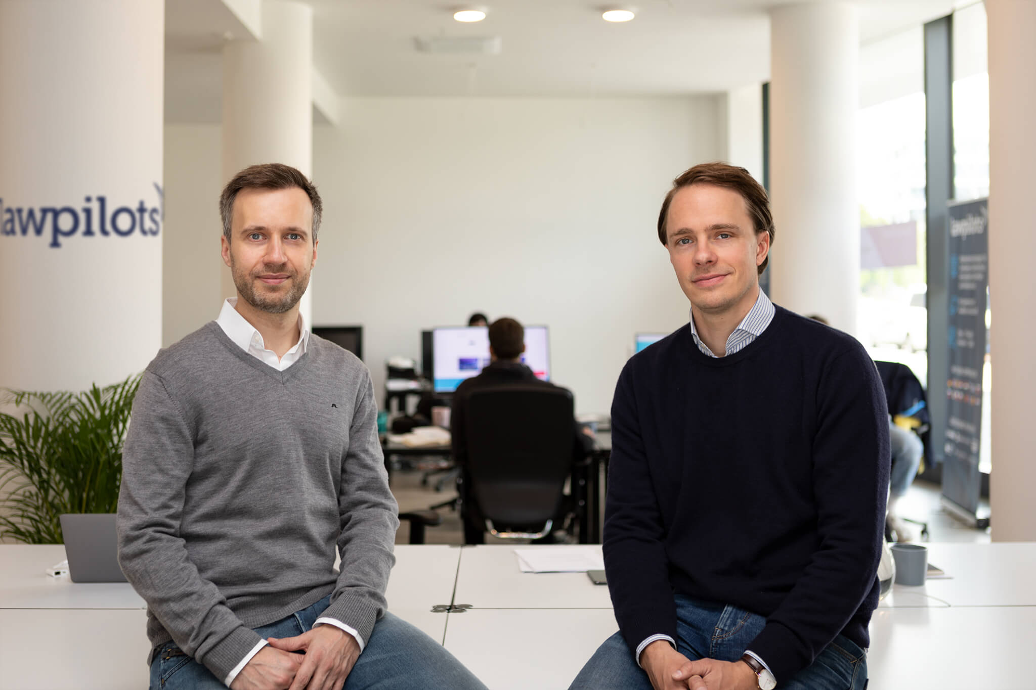 lawpilots startet Legal Tech Hub in Berlin: