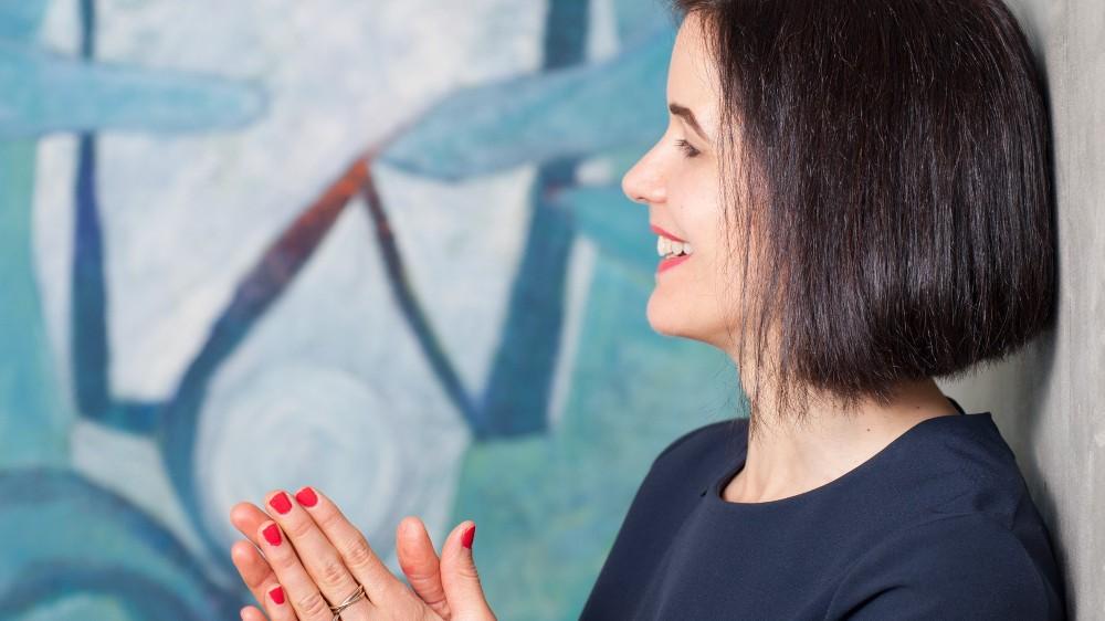 MomPreneurs-Gründerin Esther Eisenhardt über positiven Stress und die hohe Kunst des Neinsagens