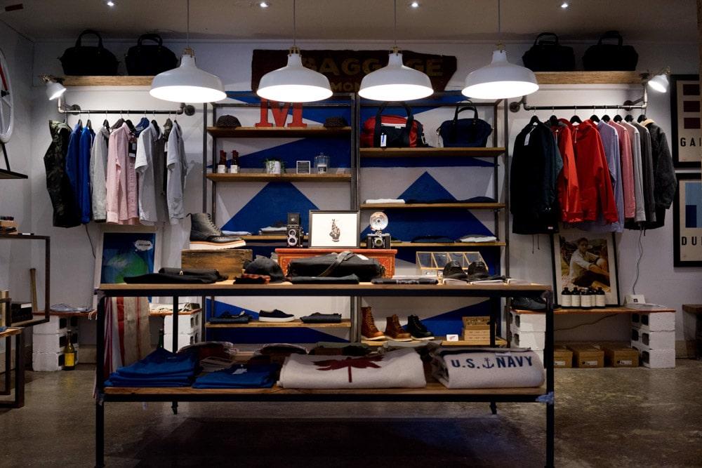 Fashion Start-up Closet