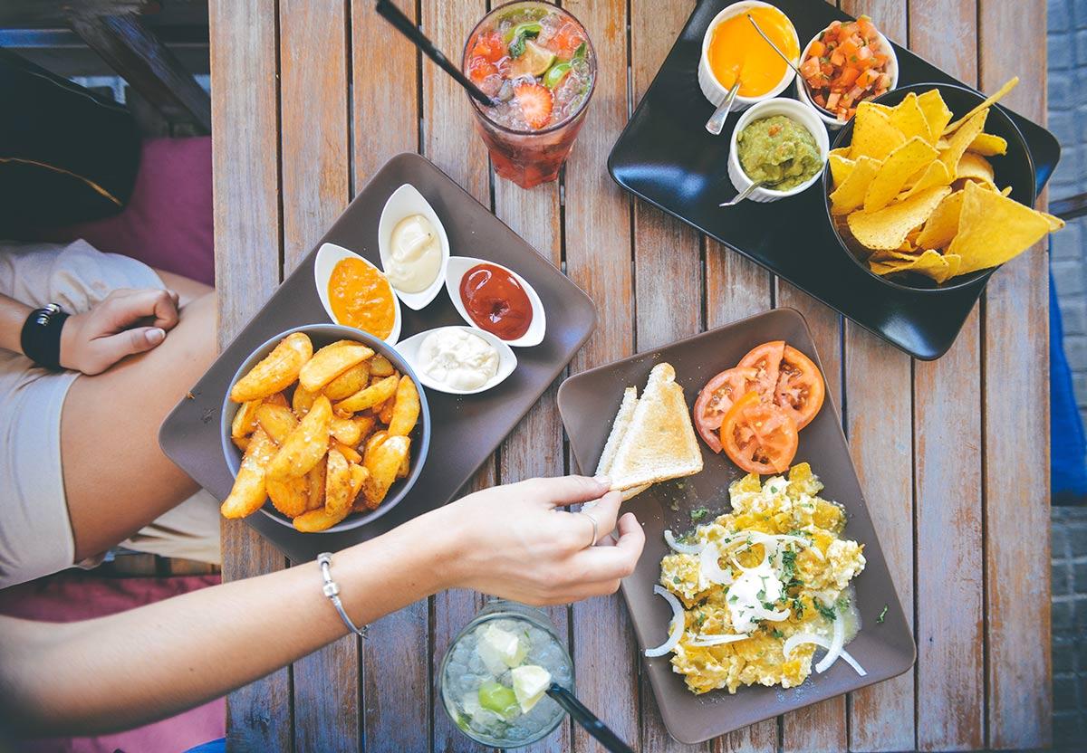 Die Gründerfreunde-Food-Week vom 17. bis 23. Juli