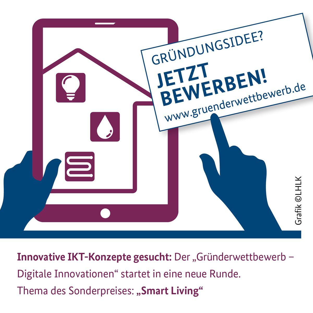 Gründerwettbewerb - Digitale Innovationen