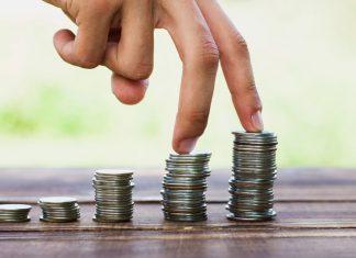 Geld_Ersparnis_Bank_Münzen_Gewinn
