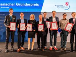 Preisträger 2018 Gründerpreis