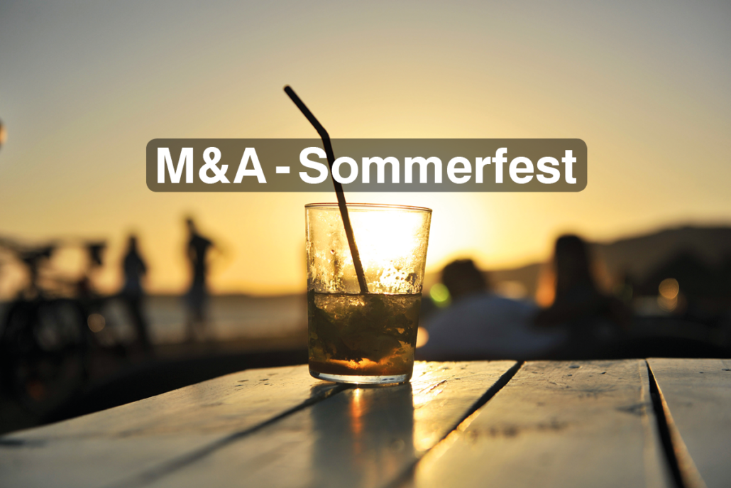 M&A Sommerfest