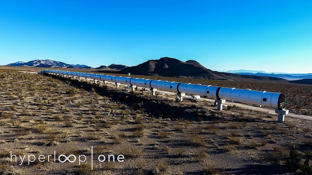 Presseschau: mit über 1.000 Sachen durch die Hyperloop-Röhre