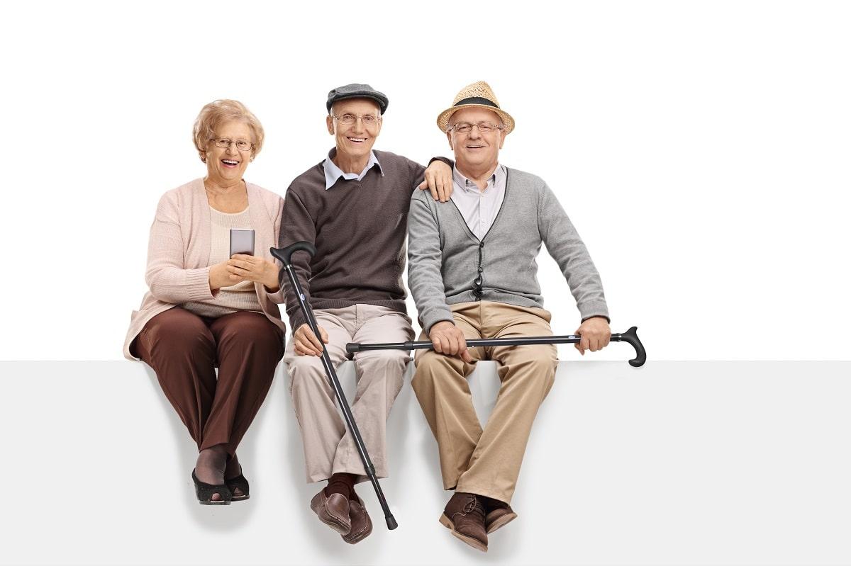 Der SMARTSTICK von cibX GmbH sorgt für eine sichere Mobilität im Alter