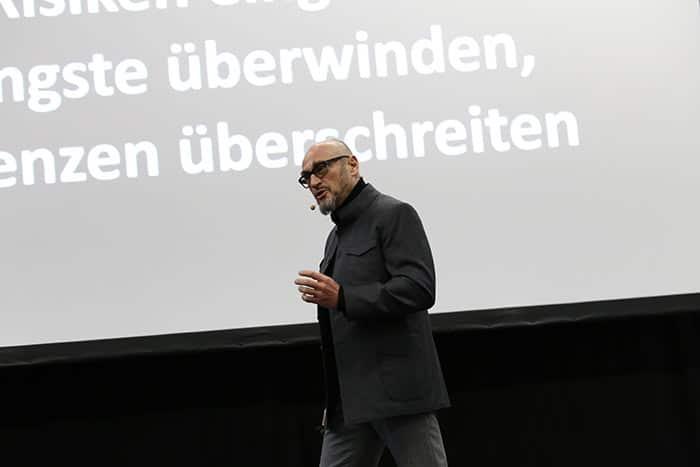 Jochen Schweizer Keynote Net&Work 2018