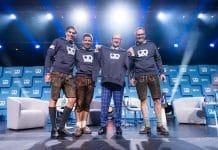 Gründer-Team Bits & Pretzels