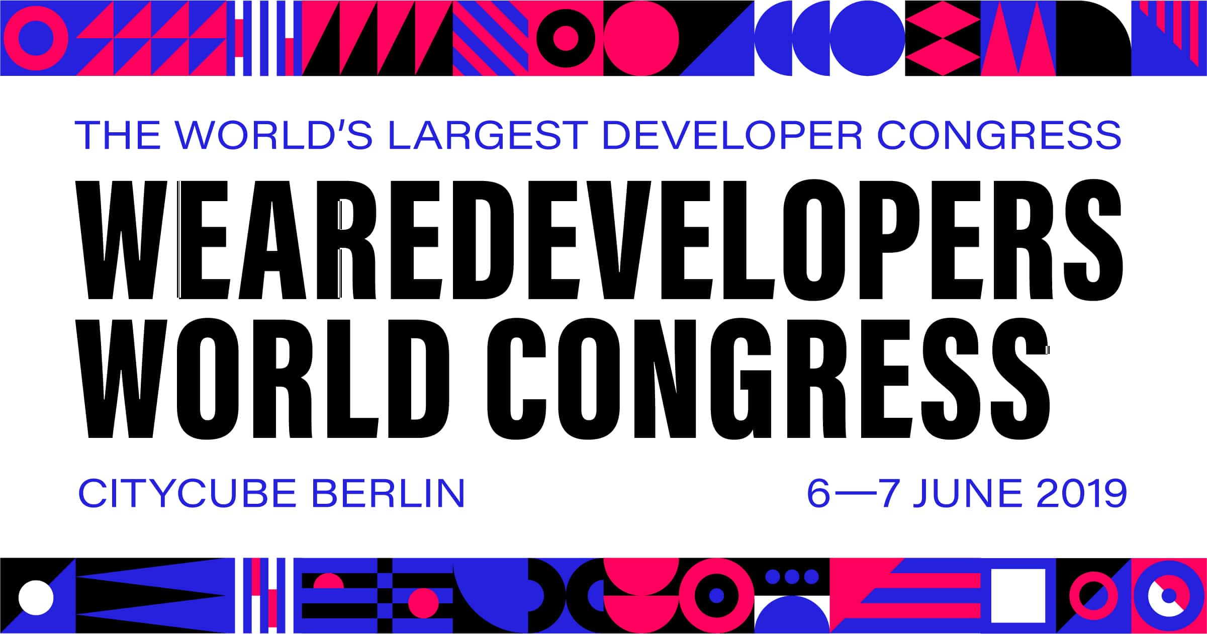 WeAreDevelopers in Berlin