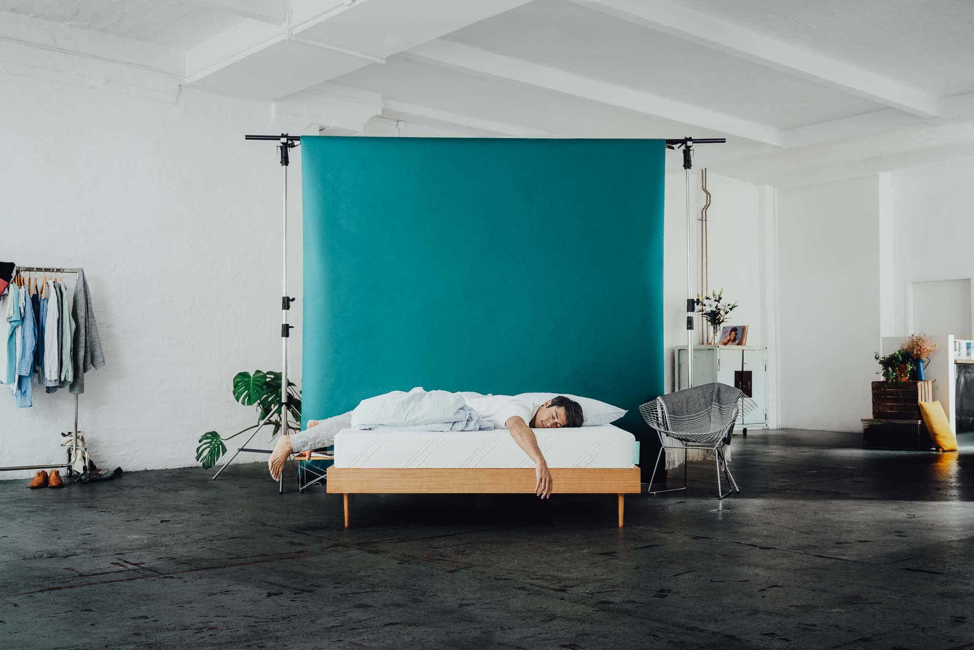 snooze project die ehrliche matratze. Black Bedroom Furniture Sets. Home Design Ideas