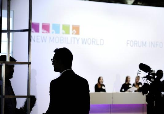 New Mobility World Mobilität Event