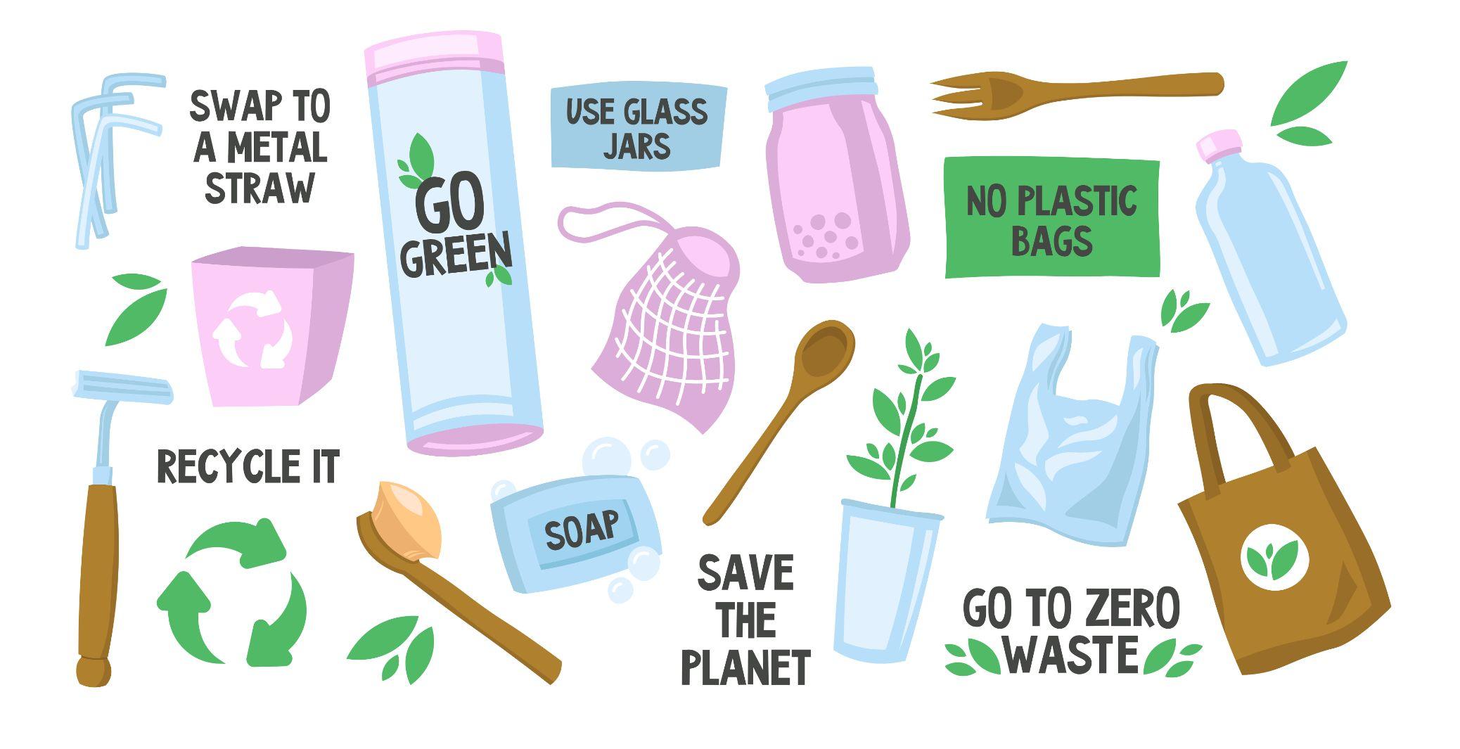 Nachhaltige Startups - Klimabewusst shoppen