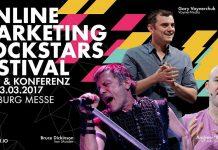Online Marketing Rockstars Festival Aussteller Speaker Gründung Startup