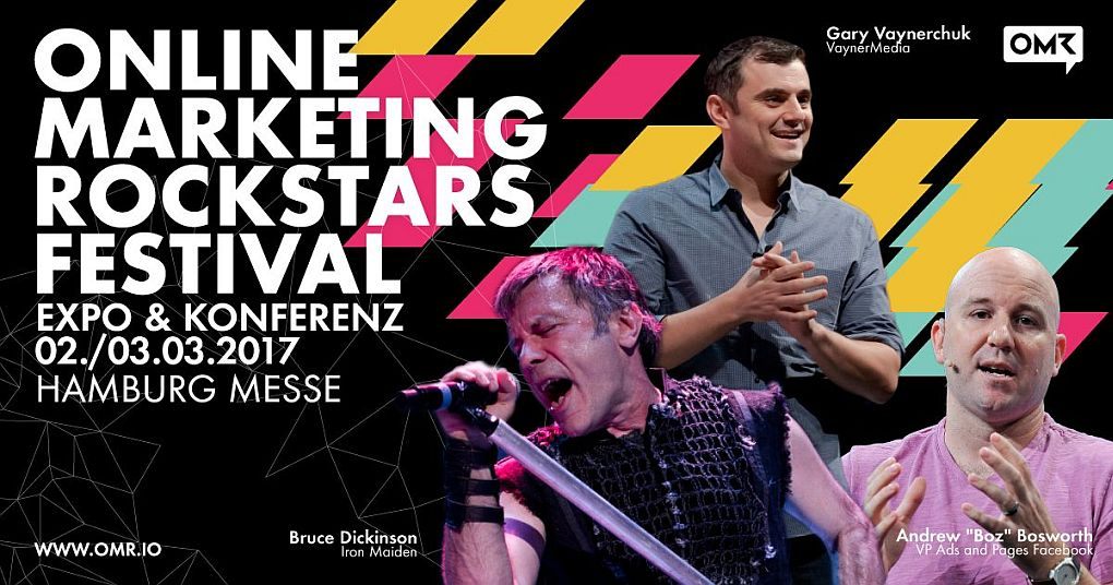 Online Marketing Rockstars Festival Aussteller Speaker Gründung Startup