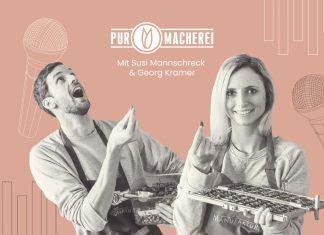 Purmacherei Podcast Titelbild