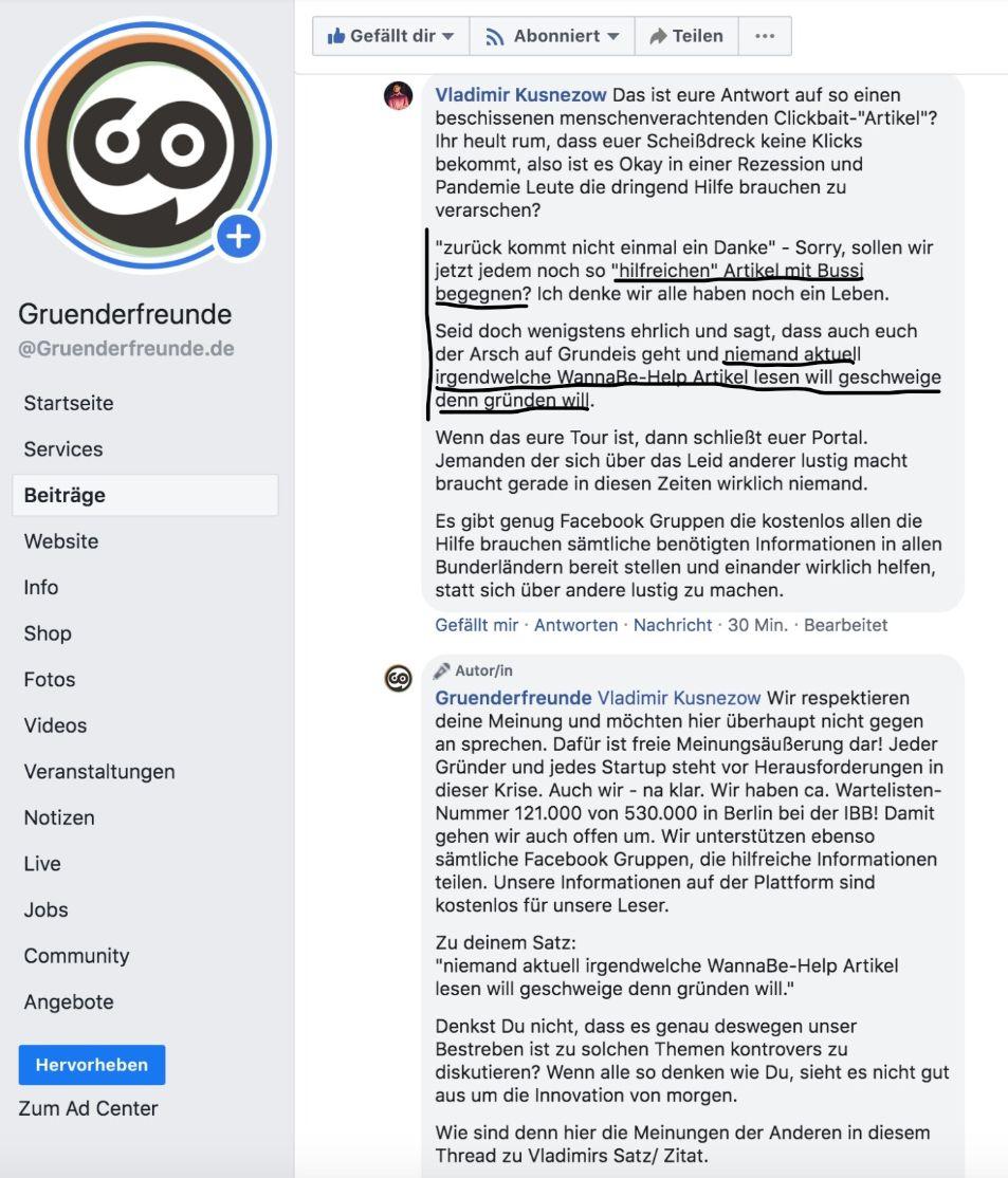 !!Aprilscherz!! Google schenkt DIR und Kleinunternehmen in Deutschland 5000 € finanzielle Unterstützung!