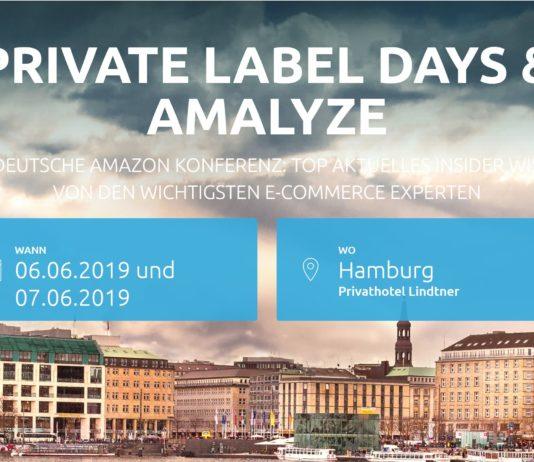 Private Label Days Amalyze 2019