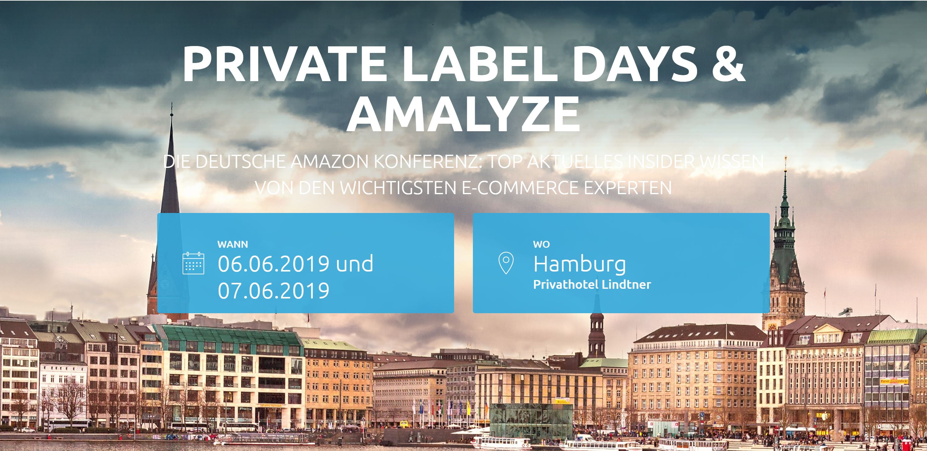 Private Label Days & AMALYZE 2019