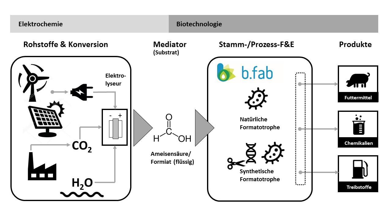 Prozess der b.fab