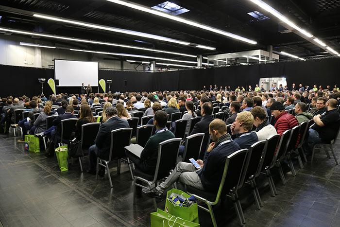 Net&Work 2018: Besucheransturm bei der ersten Händlerbund-Messe