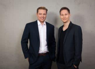 Clevver-Gründer Christian Hemmrich und Sven Hecker