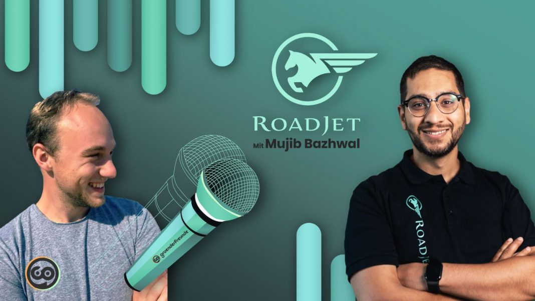 Roadjet_Startup_Interview_Podcast_Gruender