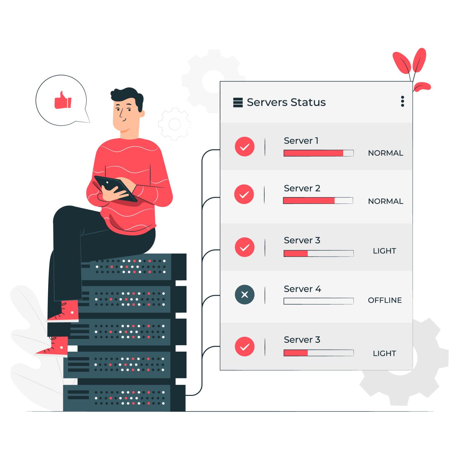 Die besten Server für Startups