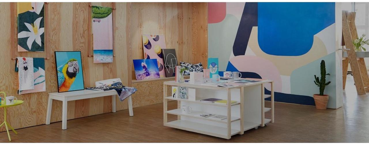 Einrichtung im Atelier
