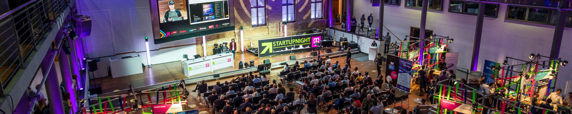 Startupnight 2019: The Only Night You Need