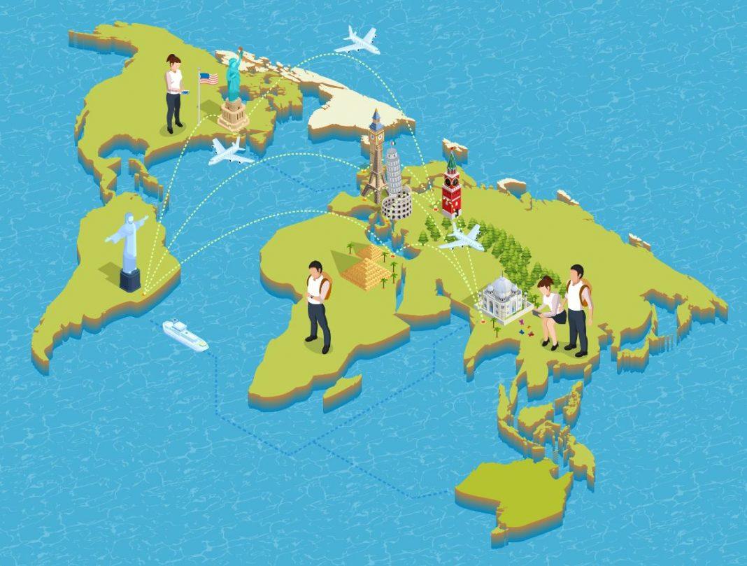 Startups_Gründer_Erfolgreiche Startups weltweit_Top Startups der Welt_Weltkugel_Planet Erde