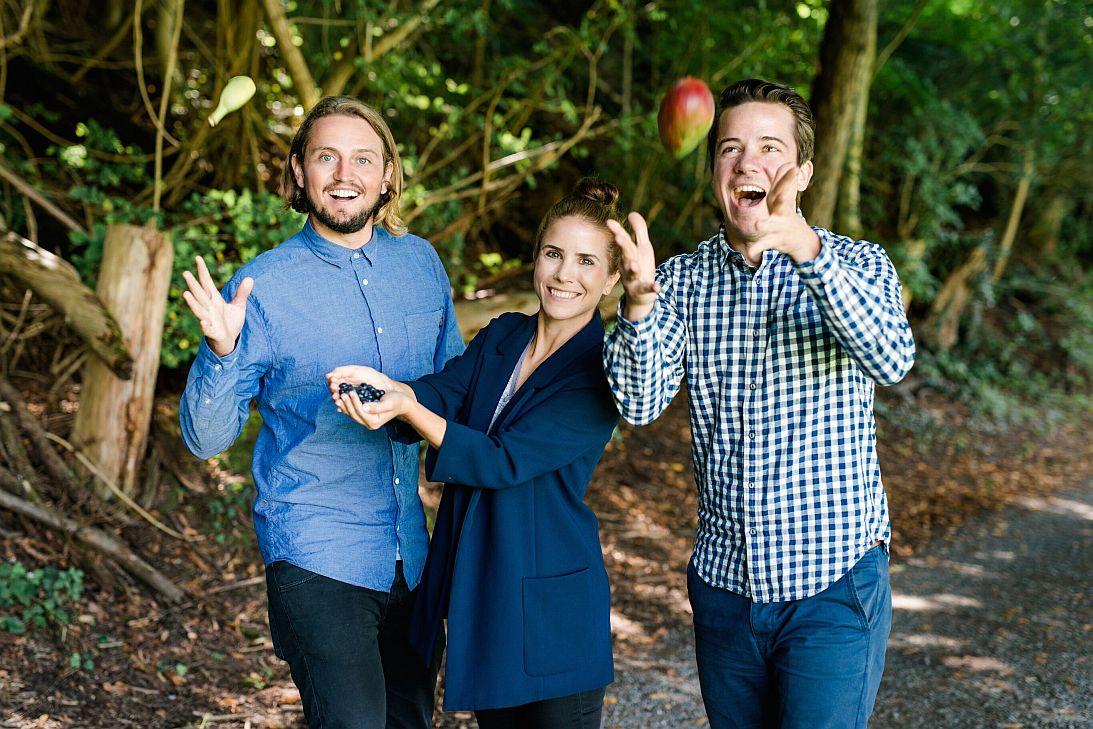 frooggies: Im Regenwald fing alles an