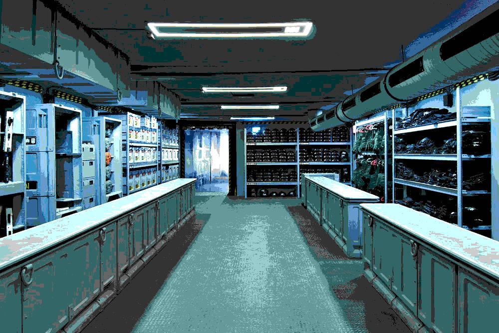"""Zu Besuch bei """" The Imperial Lasertag Academy"""" in Hamburg"""