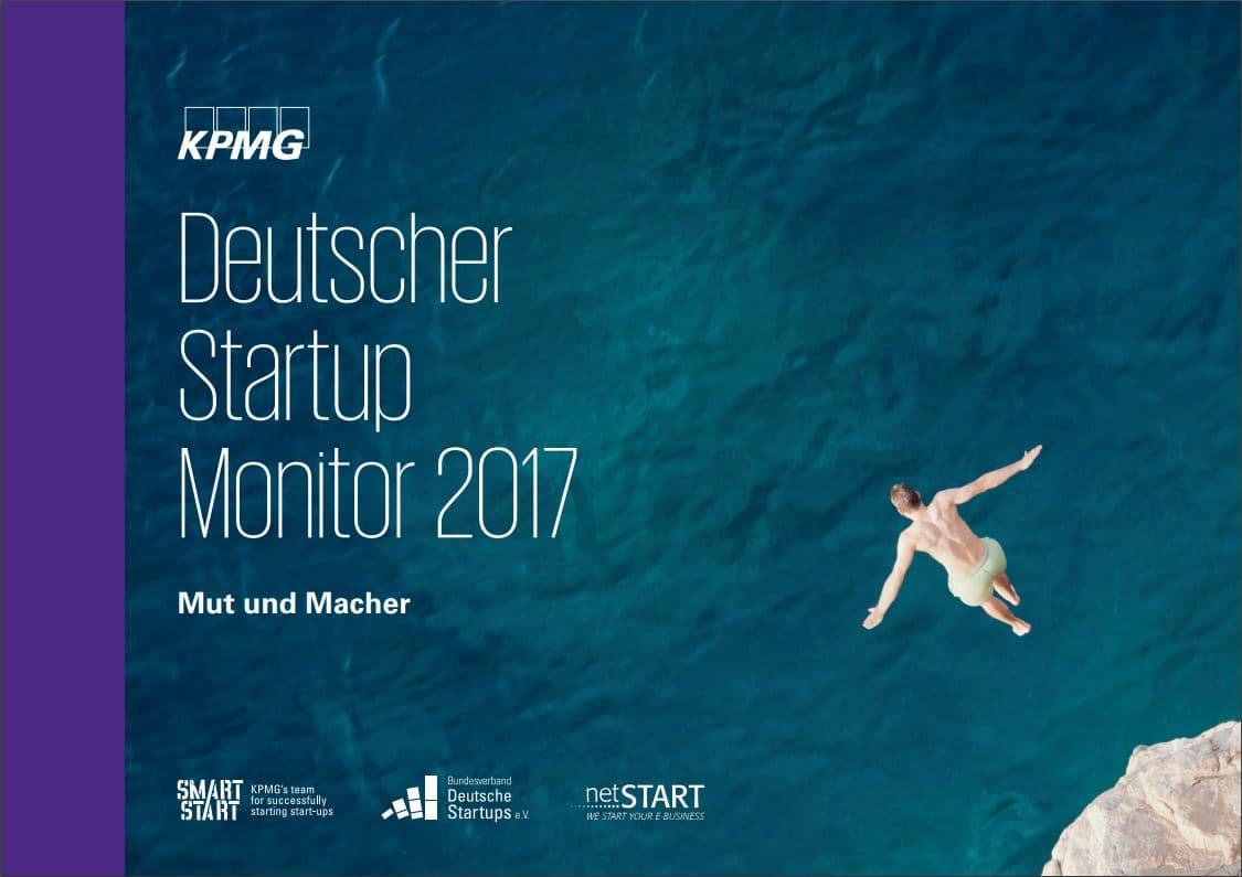5. Deutscher Startup Monitor: Mehr Internationalisierung und mehr Kooperation