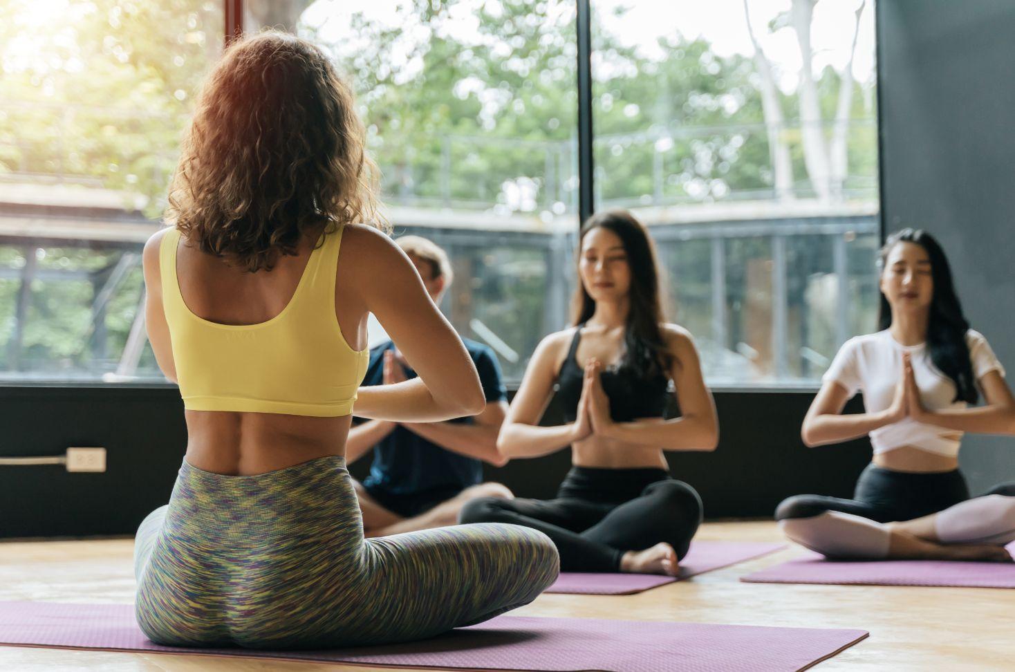 Focus Now: Yoga für GründerInnen