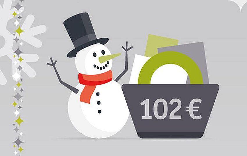 Deutsche geben beim Onlineshopping weniger Geld pro Bestellung aus