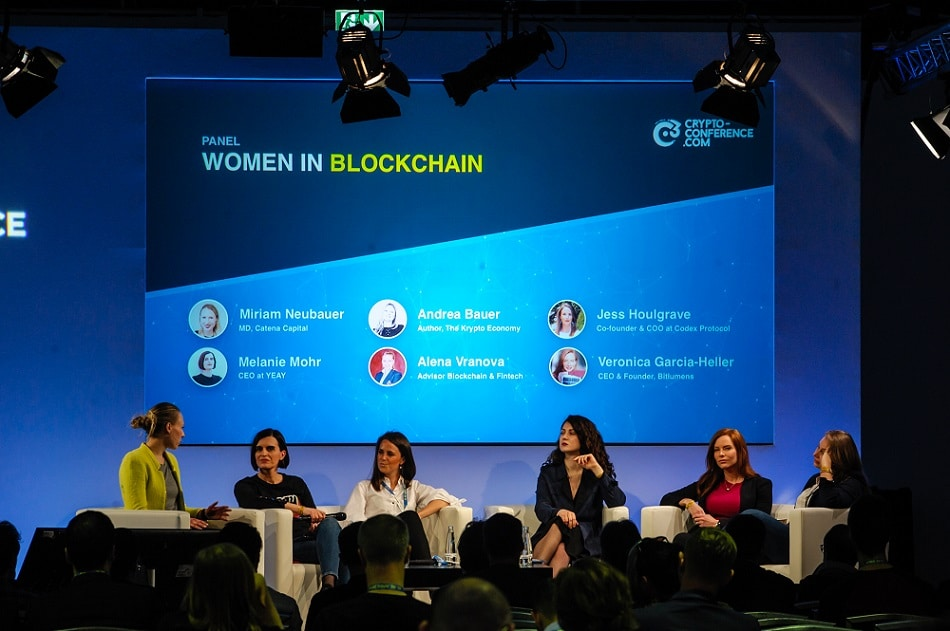 Women in Blockchain-Panel