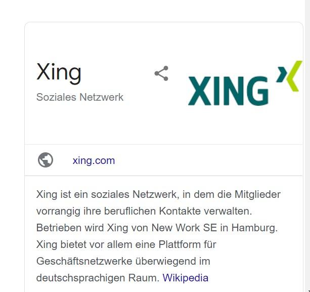 LinkedIn und Xing im Vergleich